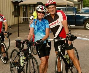 <b>Anne Villeneuve and Eric Daoust</b>