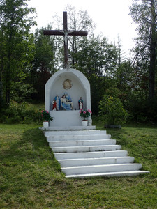 <b>One of Many Shrines</b>