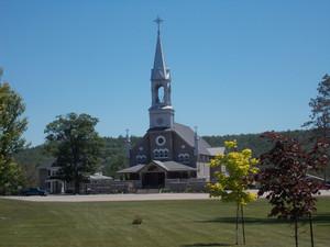 <b>St. Hedwig Roman Catholic Church</b><br />St, Hedwig Roman Catholic Church on Siberia Rd.